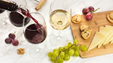 Best Wines for Holiday Parties