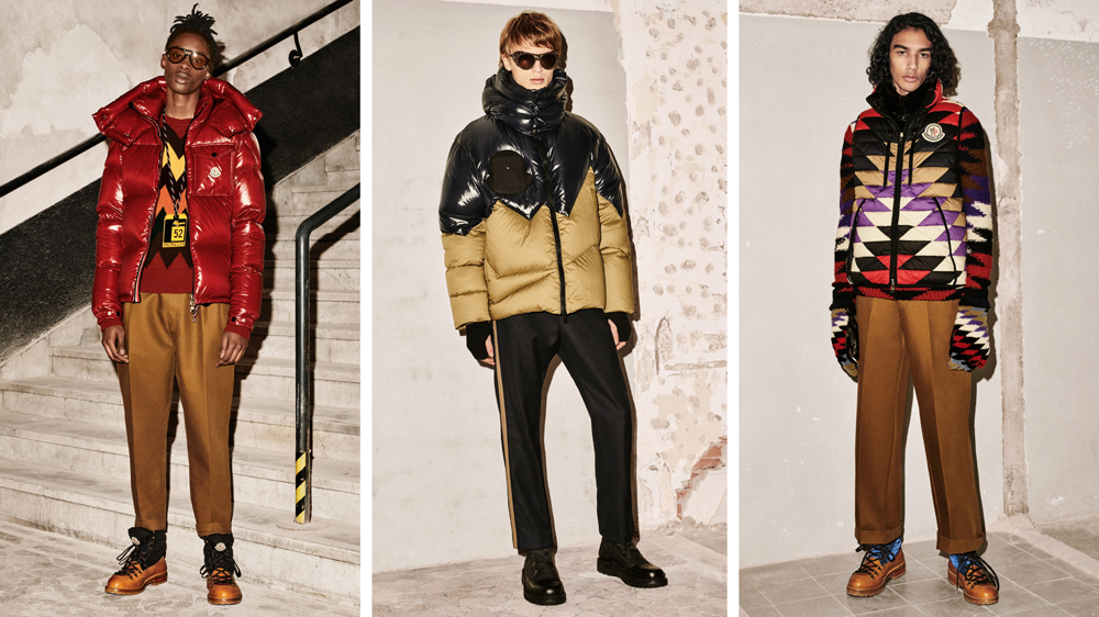 Moncler 1952 Capsule Collection