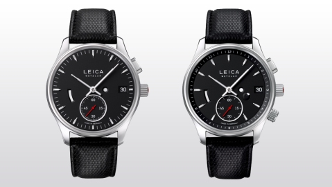 Leica L1 and L2 watches