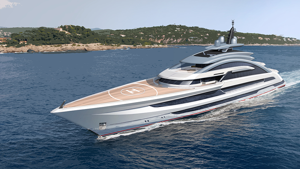 Heesen Project Cosmos