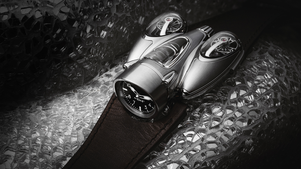 MB&F HM9 watch