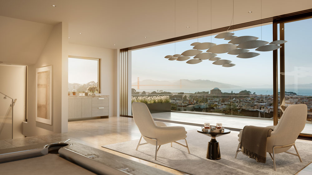 $28 Million Wellness Home San Francisco
