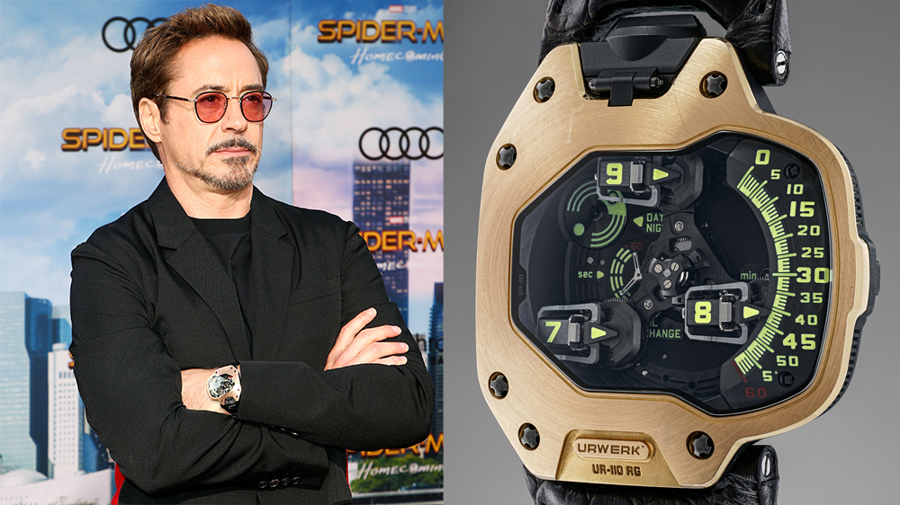 Robert Downey Jr. Urwerk