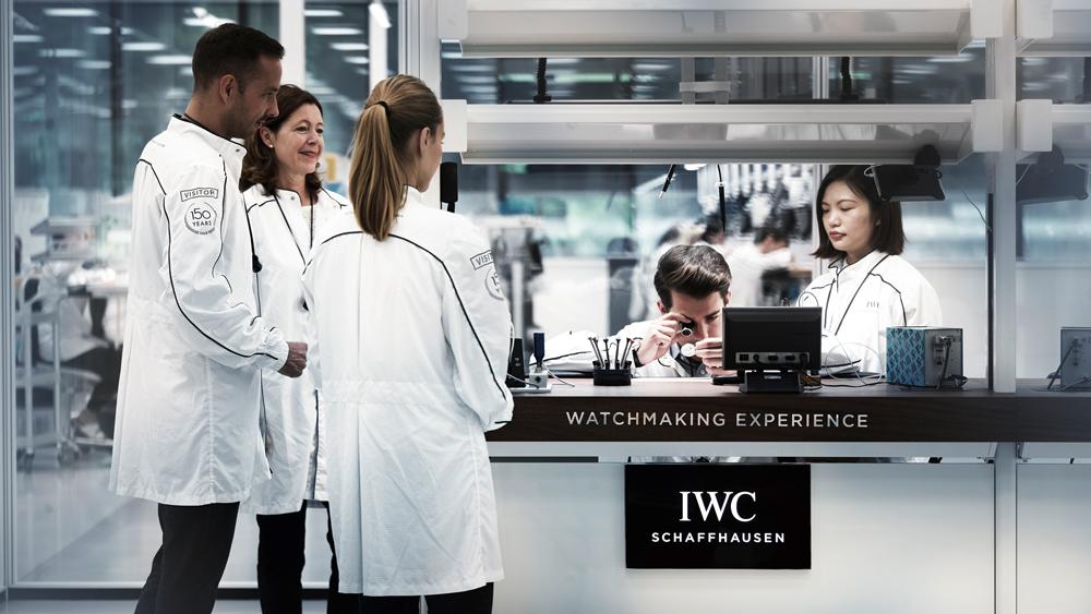 IWC New Manufacture Schaffhausen