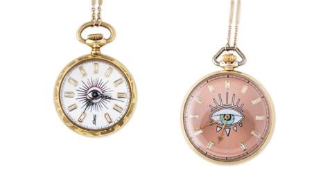Jacquie Aiche Pocket Watches