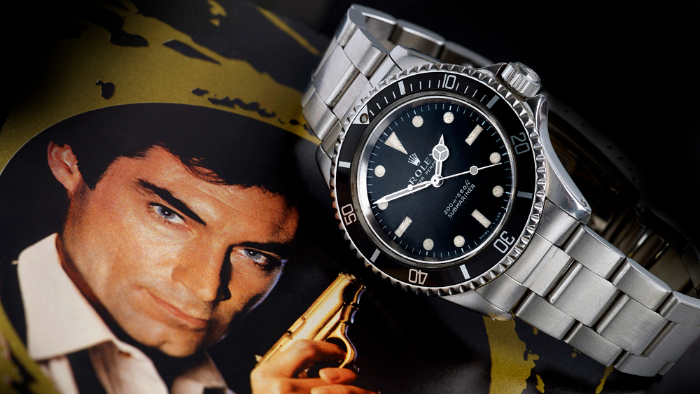 Rolex from Licence to Kill