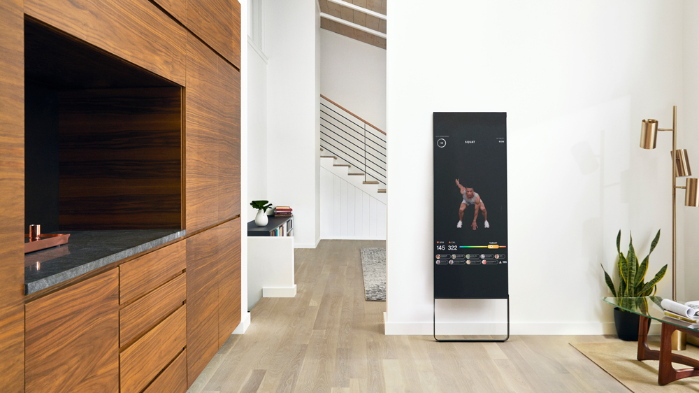 Mirror Home Fitness