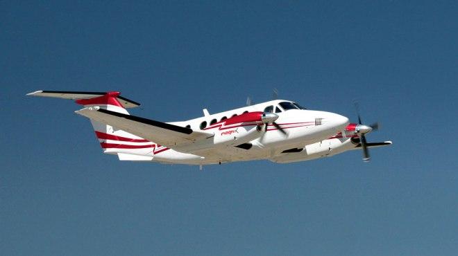 MagniX plane