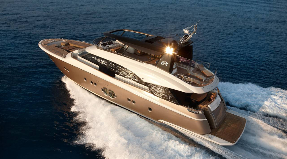 Monte Carlo Yachts MCY 86 Monaco Yacht Show