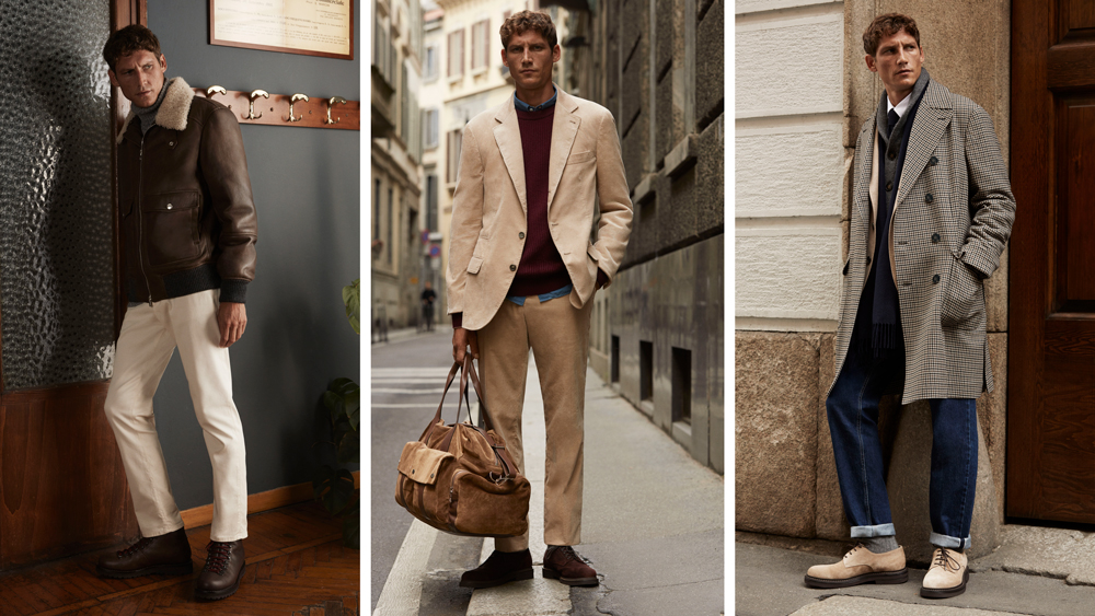 Mr Porter and Brunello Cucinelli Exclusive Collection