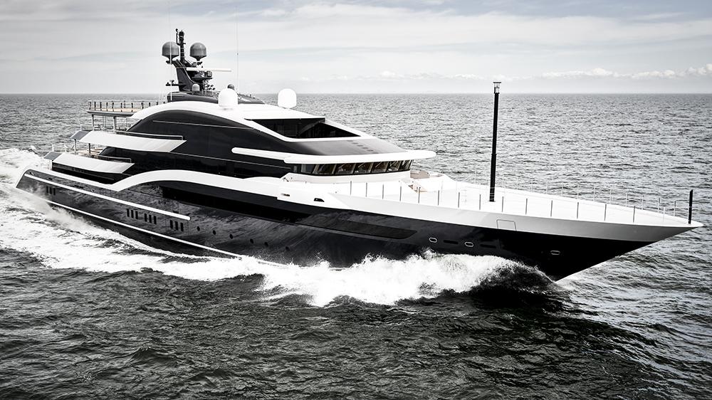 Oceanco Dar Monaco Yacht Show