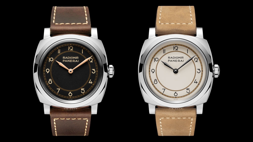 Panerai PAM 790 and 791