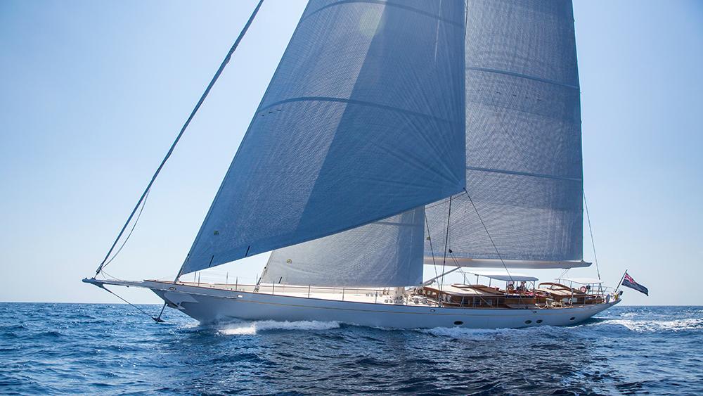 Pendennis Vijonara sailing yacht monaco yacht show