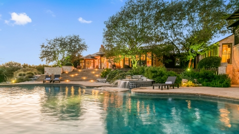 Andy Roddick House Austin Texas