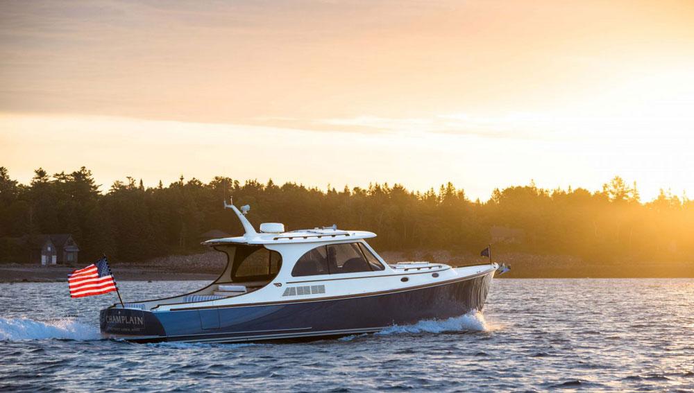 Picnic Boat 40