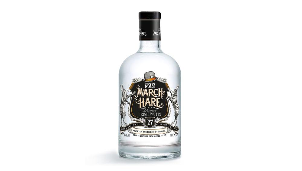 Mad March Hare Premium Irish Poitín