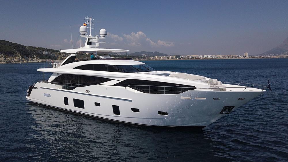Princess Yachts Bandazul Monaco Yacht Show