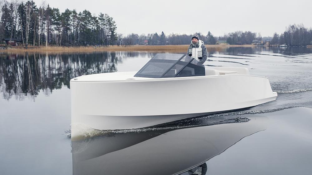 Q-Yachts Q30 electric yachts