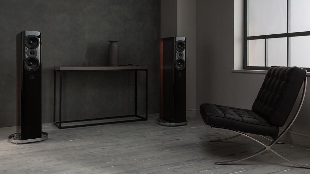 Q Acoustics Concept 500 speaker