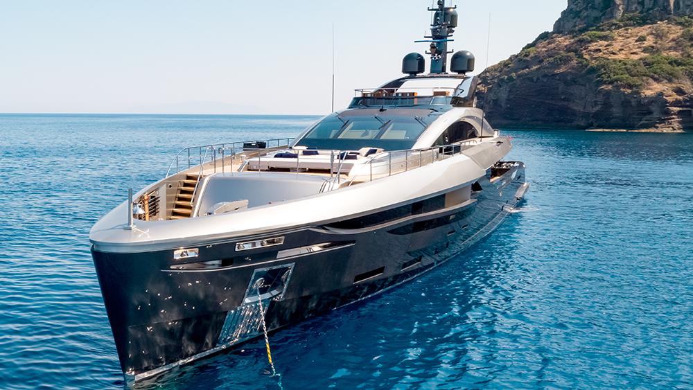 Rossinavi Flying Dagger Monaco Yacht Show