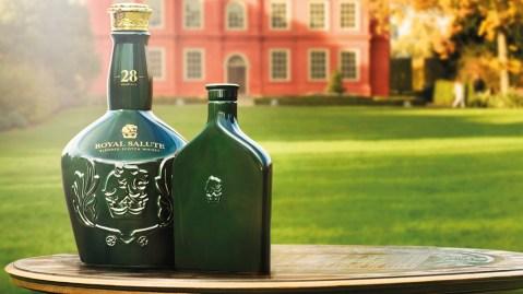 Royal Salute 28 Y.O. Flask Edition
