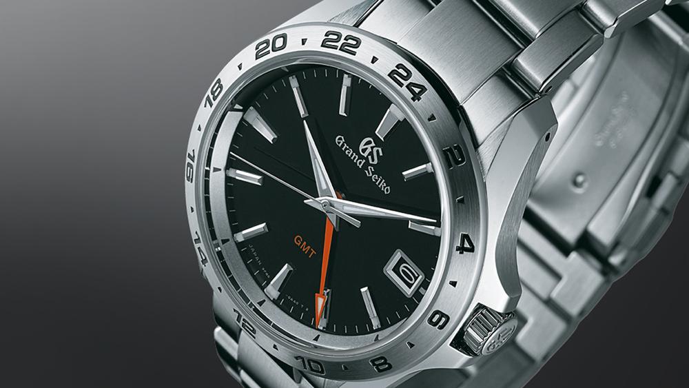 Grand Seiko 9F Quartz GMT Caliber