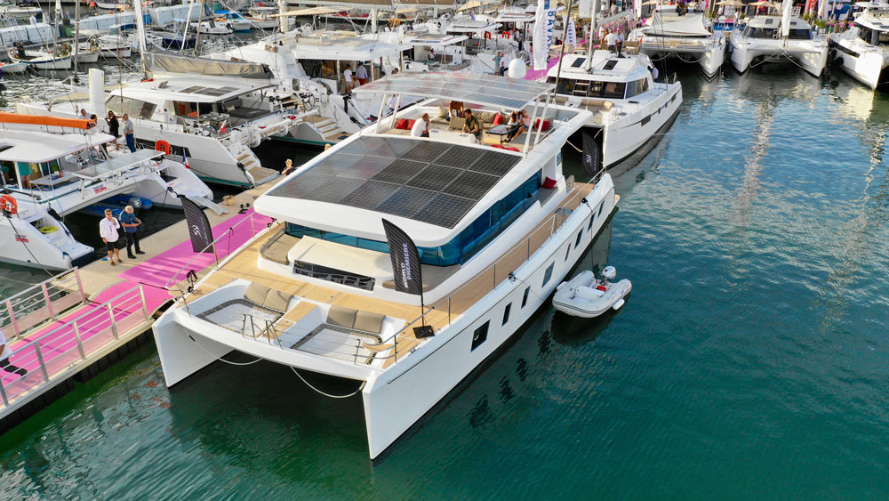 Silent 55 Yacht