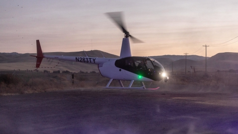 SkyRyse Autonomous Flight Technology