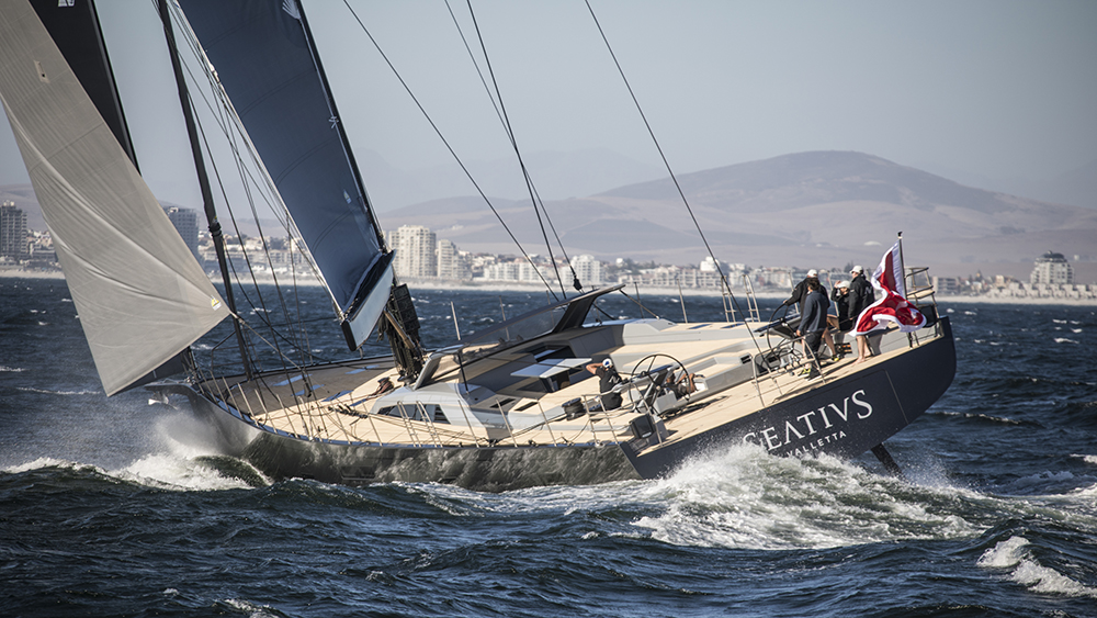 Southern Wind 96 Sailing Yacht Seatius Cannes