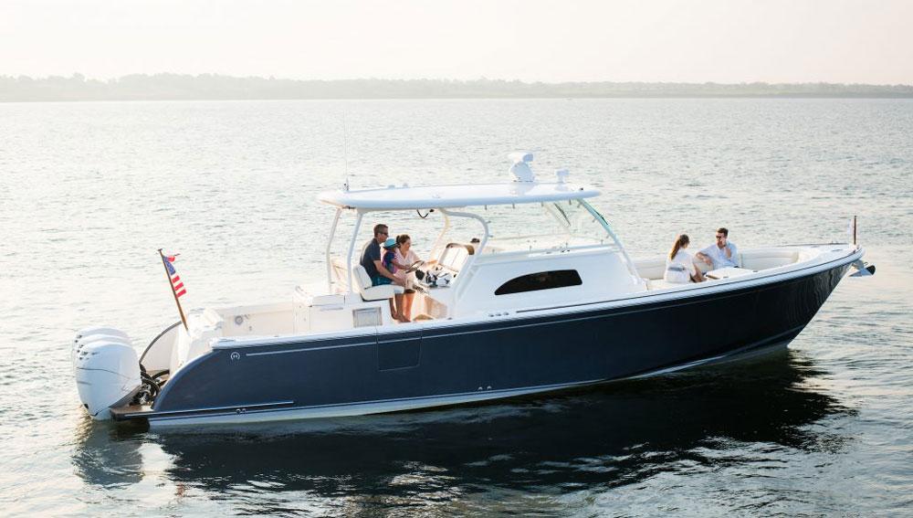 Sport Boat 40c