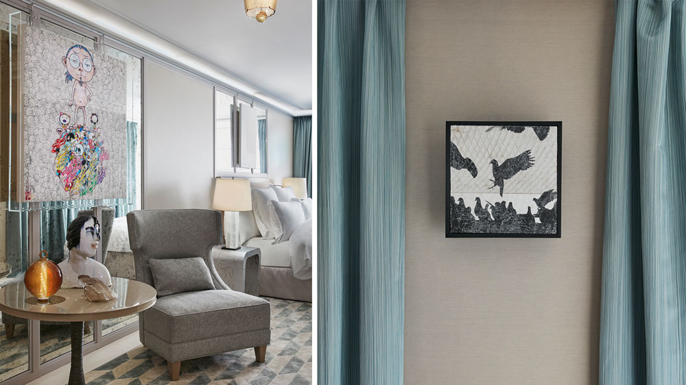 Hôtel de Crillon Perrotin Suite