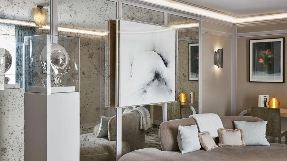 Hotel de Crillon Perrotin Suite