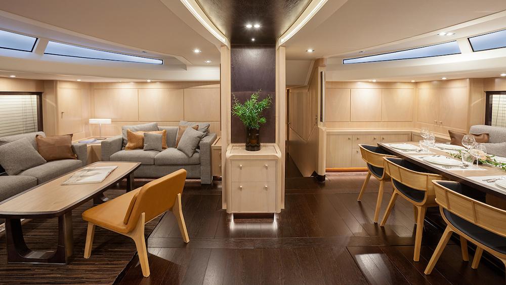 Nautor's Swan Swan 115 Odin sailing yacht Monaco Yacht Show