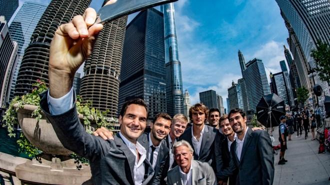 Roger Federer Laver Cup