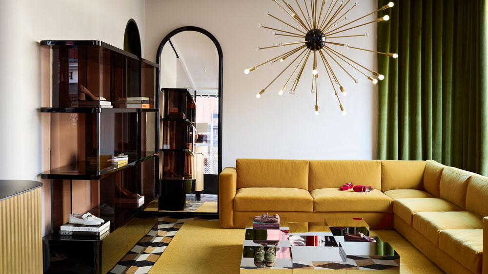 New Tod's Store London