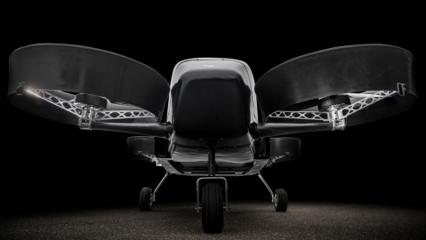 Vertical Aerospace VTOL