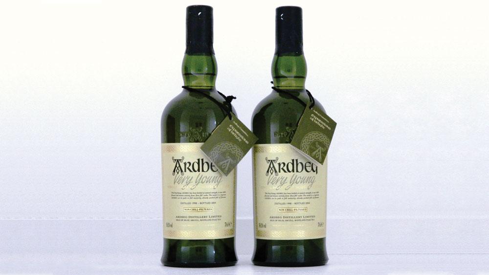Whiskey Fraud bottles