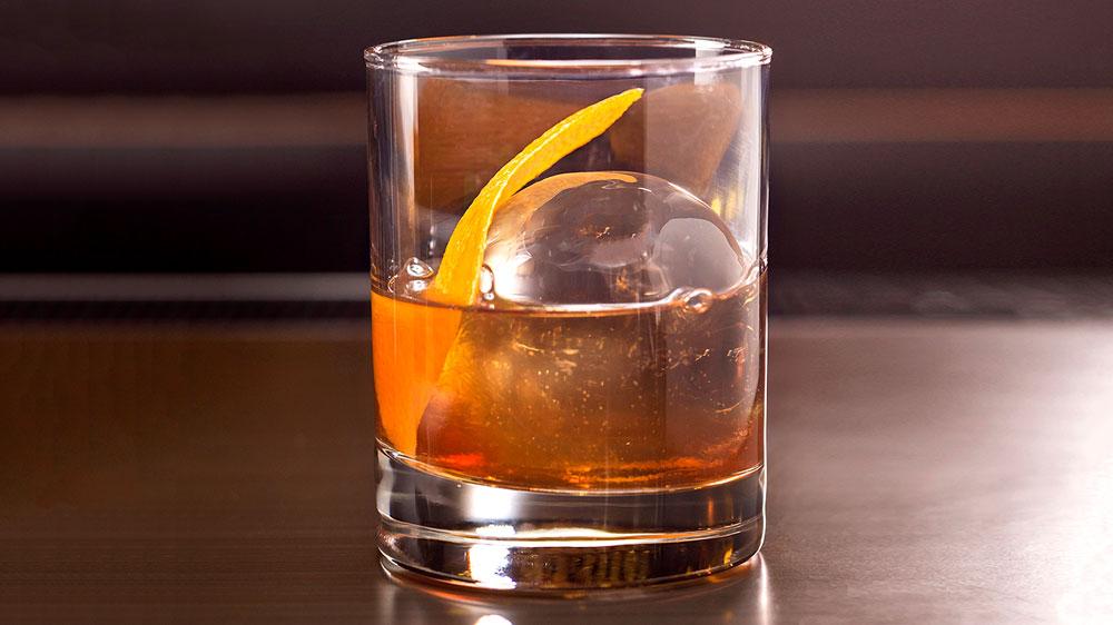 Yardbird Bacon Bourbon