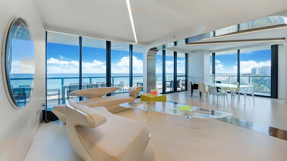 Zaha Hadid Miami Beach Residence
