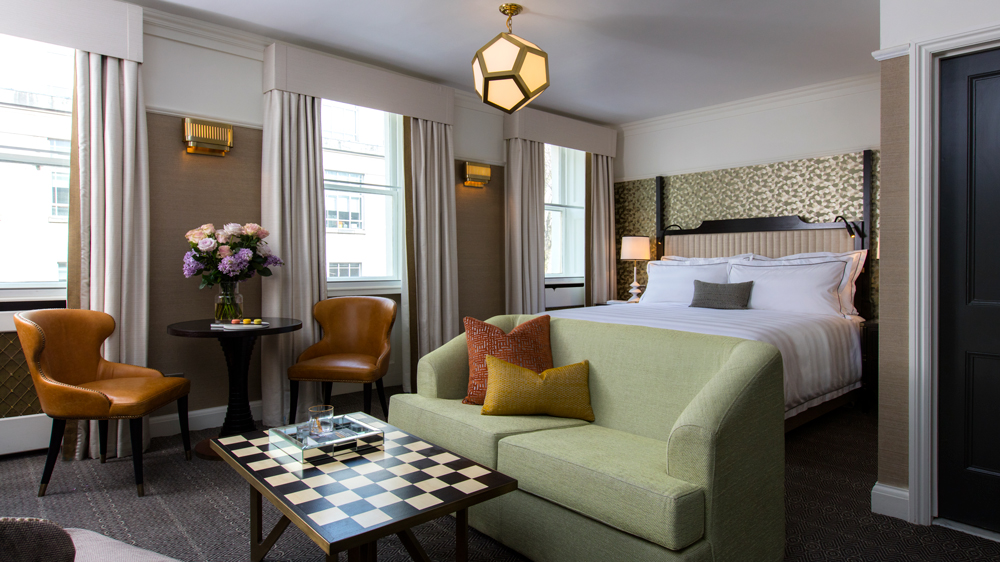 The Academy London Hotel in Bloomsbury