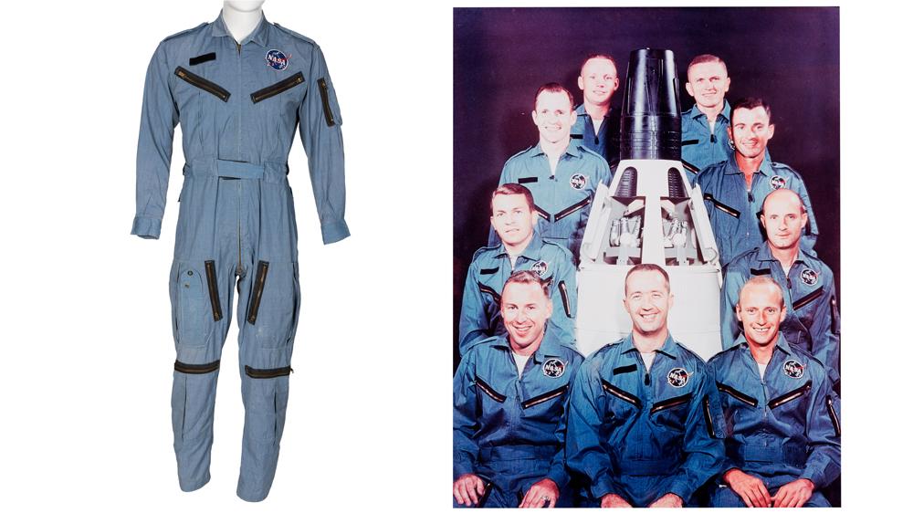 Neil Armstrong's Flight Suit