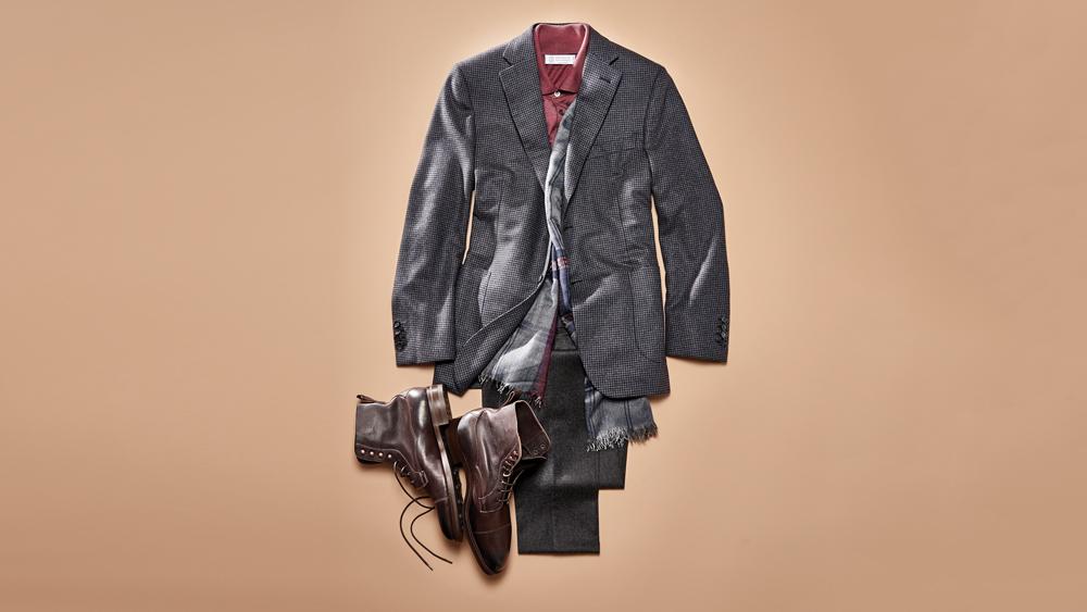fall sport coat check