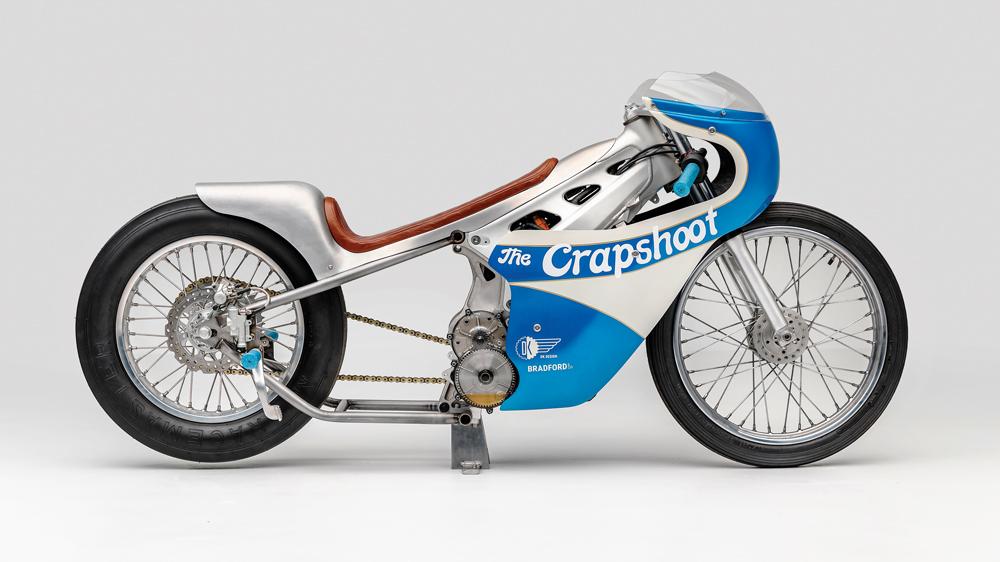 Crapshoot motorcycle