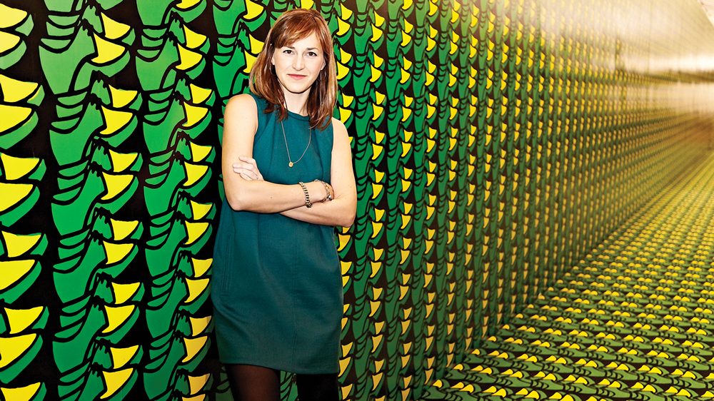 Frieze London artistic director Jo Stella-Sawicka
