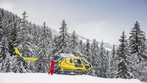 Cross Border Skiing