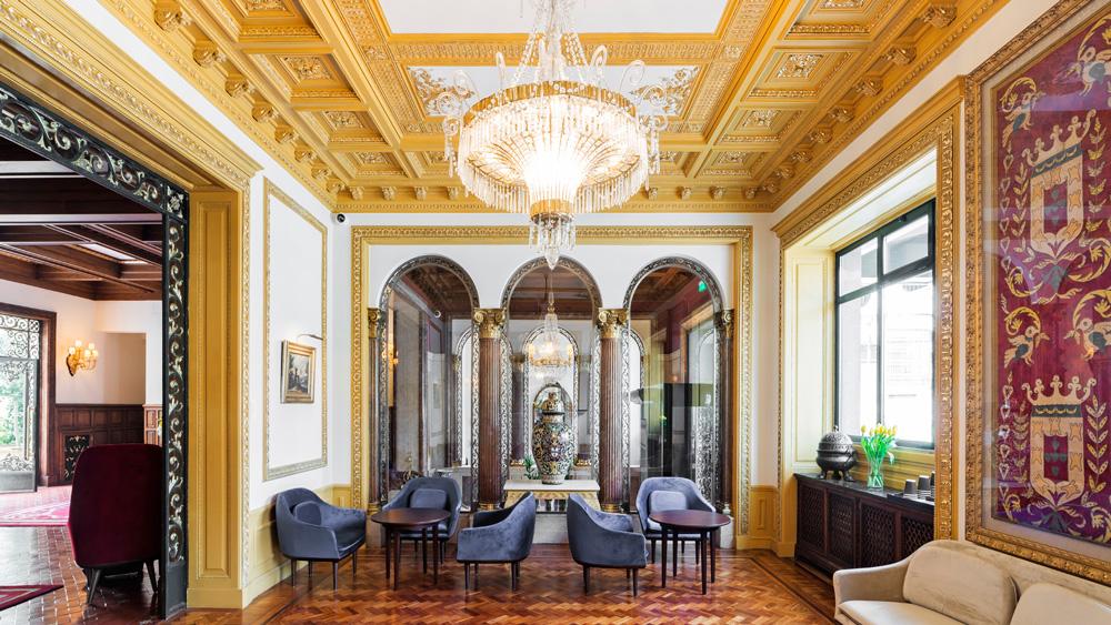 Hotel Infante Sagres, Porto, Portugal