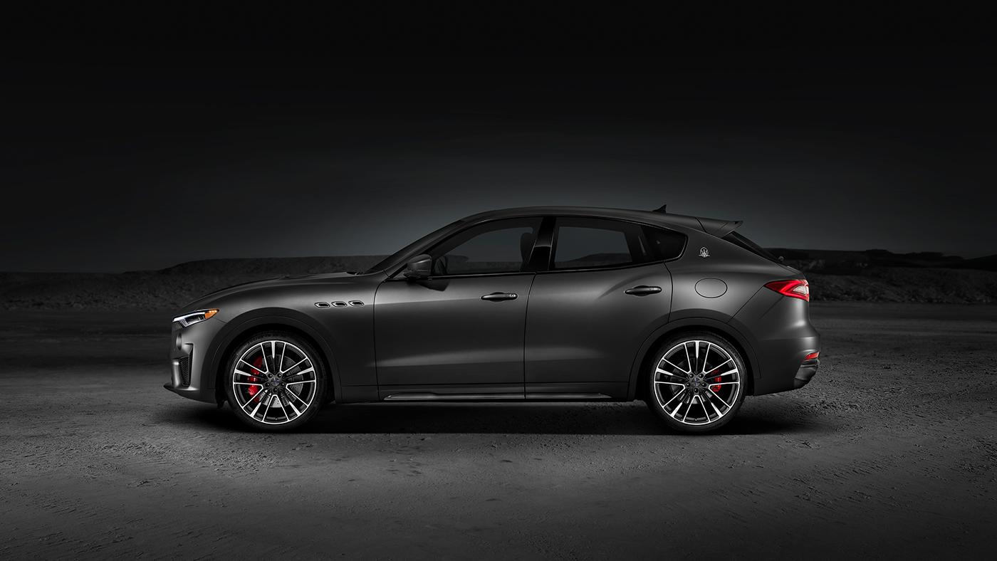 The Maserati Levante Trofeo Is More Sports Car Than Suv Robb Report