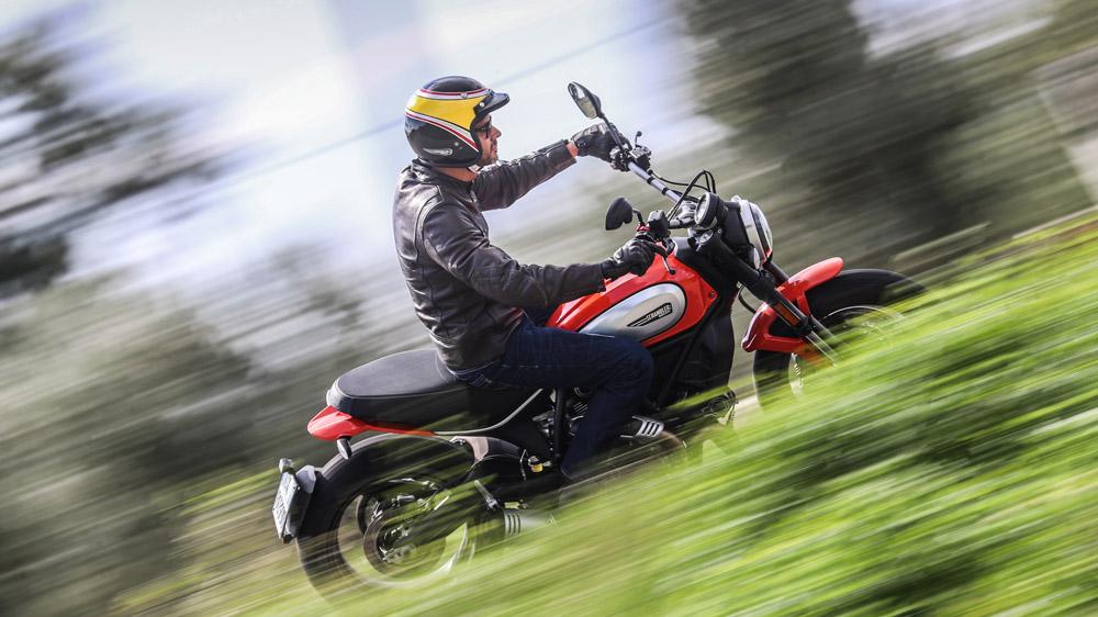 The 2019 Ducati Scrambler Icon.