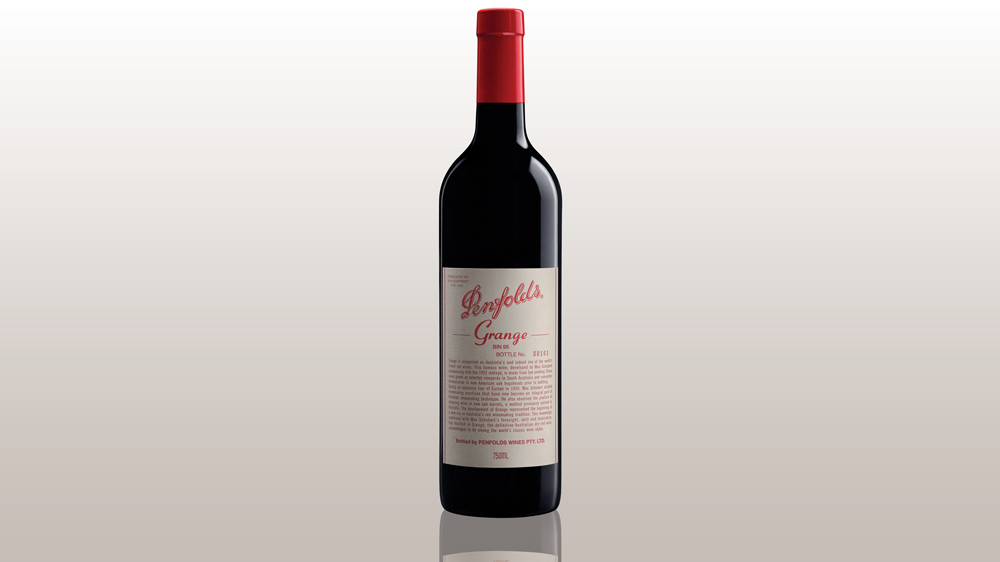 Penfolds 2018 Collection shiraz