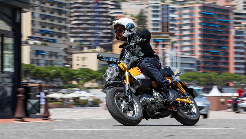 Honda's 2019 Monkey Bike.